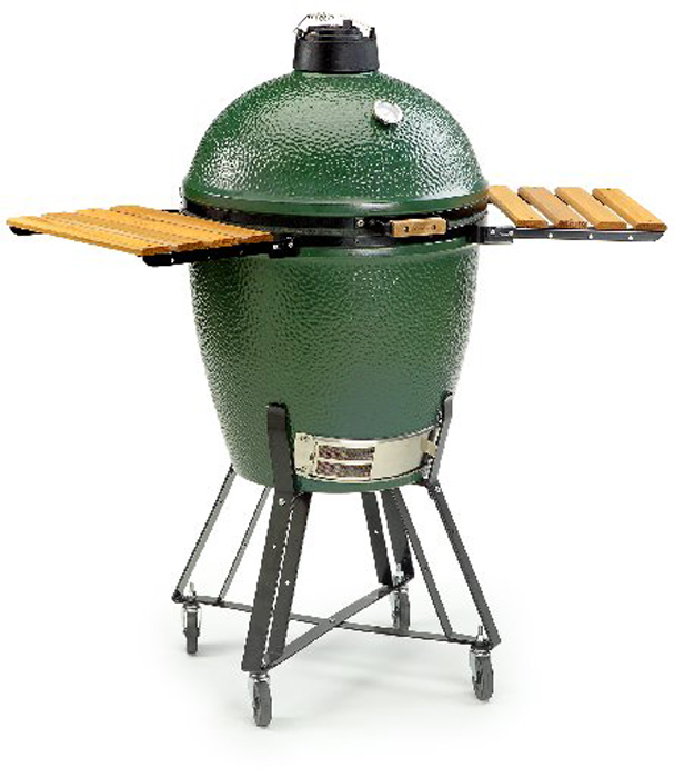 CHARLESTON GRILL UPS THE ANTE FOR THE 3RD ANNUAL BIG GREEN EGG GIVEAWAY AT TED'S BUTCHERBLOCK